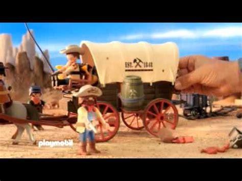 PLAYMOBIL Oeste  Español    YouTube
