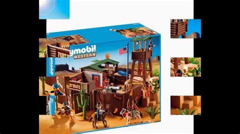 Playmobil Oeste | Fuerte del oeste   Comprar   YouTube