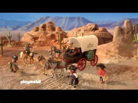 Playmobil Oeste Vaqueros Caballos   YouTube