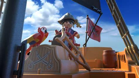 PLAYMOBIL Pirates Trailer   YouTube