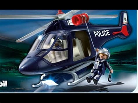 PLAYMOBIL POLICE   YouTube