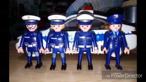 Playmobil policía compañía de autos.   YouTube