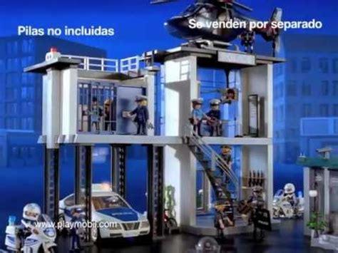 PLAYMOBIL Policía  Español    YouTube
