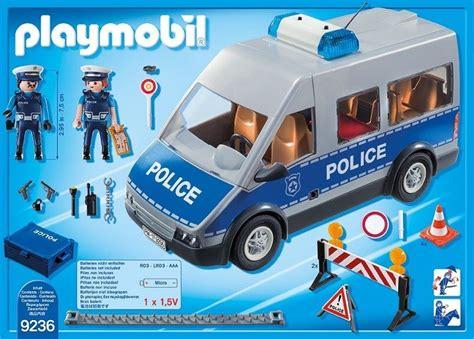 Playmobil s new Police Van   19.99 GBP • The Deal Hunter ...