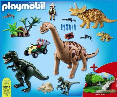 Playmobil Set: 5014-ger - Big Dinosaurs World - Klickypedia