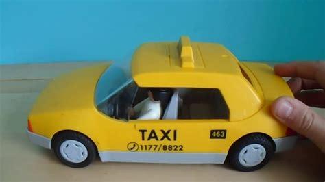 Playmobil Taxi | Set 3199 | Video   YouTube