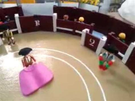 Playmobil torero - YouTube
