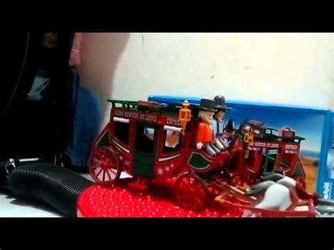 Playmobil vaqueros   YouTube