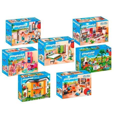 Playmobile de la maison moderne   Achat / Vente jeux et ...