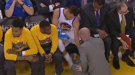 Playoffs NBA: Curry se lesiona el tobillo: miedo por su ...
