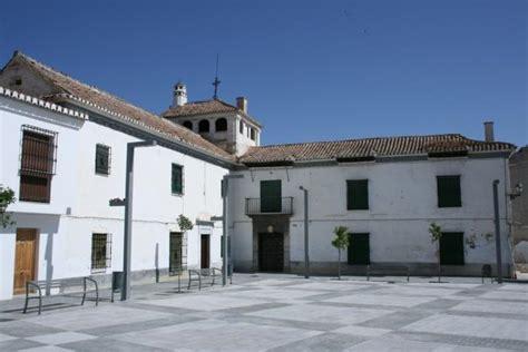 Plaza de España o del Ayuntamiento, LAS GABIAS (Granada)
