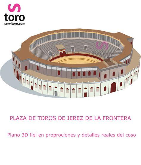 Plaza de toros de Jerez de la Frontera Cádiz