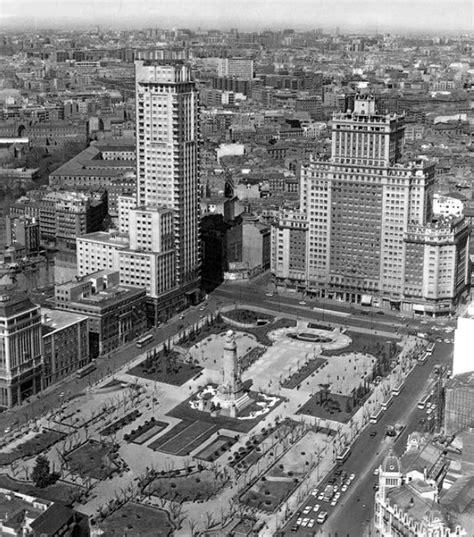 Plaza España años 60 | leganitos9