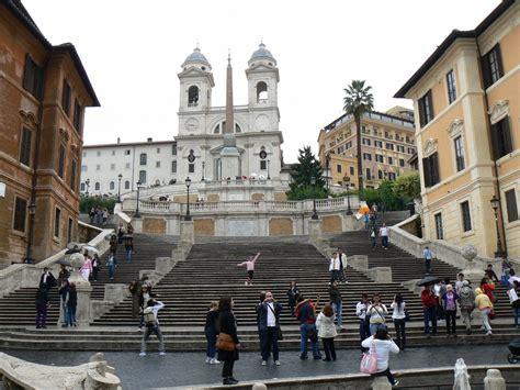 Plazas en Roma   Viajar a Italia