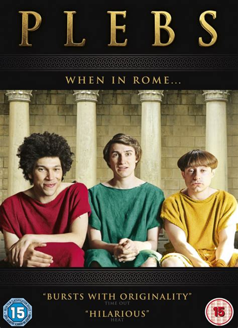 Plebs – Series 1 (2013) – The Squeee