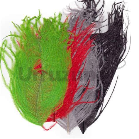 Plumas de Avestruz - Tienda pesca a mosca