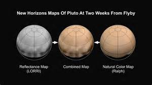 Pluto Picture of the Day