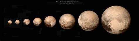 Pluto s Moons Nix and Hydra Get Real / New Pluto Mountain ...