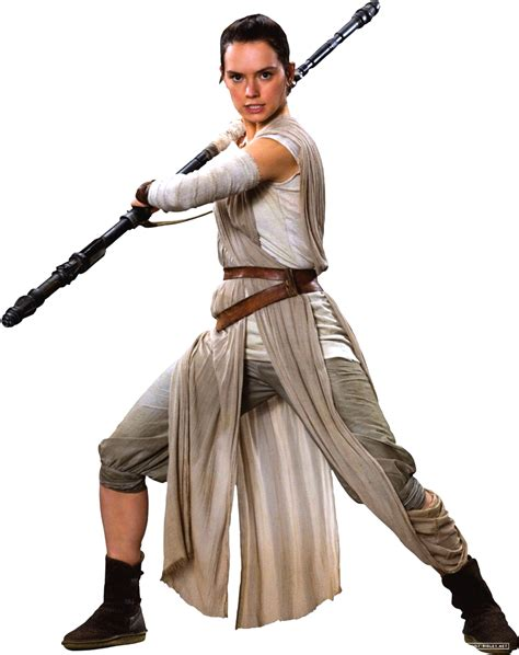 PNG Rey  Star Wars, Daisy Ridley, The Last Jedi, Force ...
