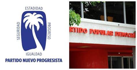 PNP presenta los noventa impuestos del PPD - Radio Isla ...