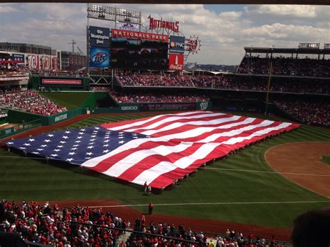 PODCAST: Nationals Opening Day, Caps  Streaking and DC ...