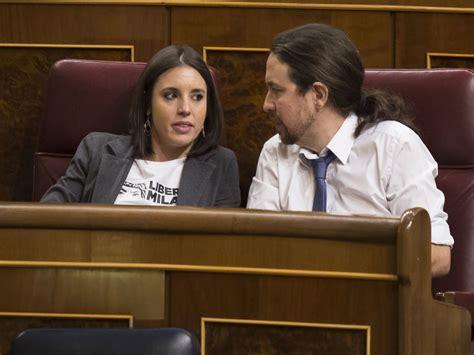 Podemos: Irene Montero y Pablo Iglesias serán padres de ...