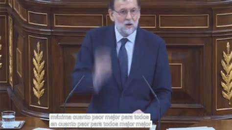 Podemos: Reacciones al lío dialéctico de Rajoy:  Cuanto ...