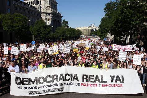 Podemos – New Radical Political Party in Spain Makes Big ...