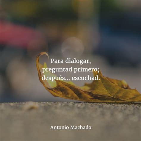 Poemas de ANTONIO MACHADO 【Versos, Biografía y Frases】