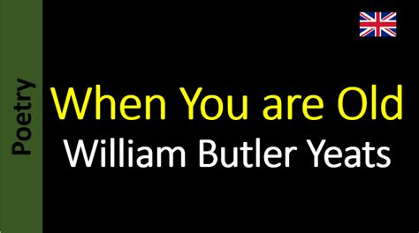 Poesia: Down by the Salley Gardens - William Butler Yeats