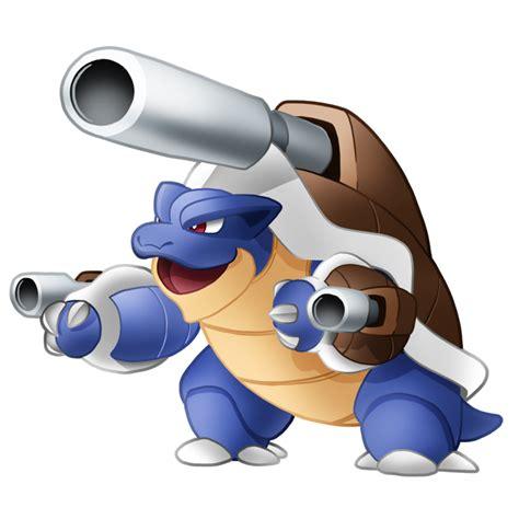 Pokemon 009M - Mega Blastoise by illustrationoverdose on ...