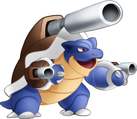 Pokemon 10009 Shiny Mega Blastoise Pokedex: Evolution ...