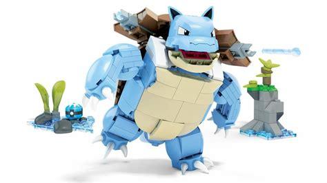 Pokémon - Blastoise | Mega Bloks