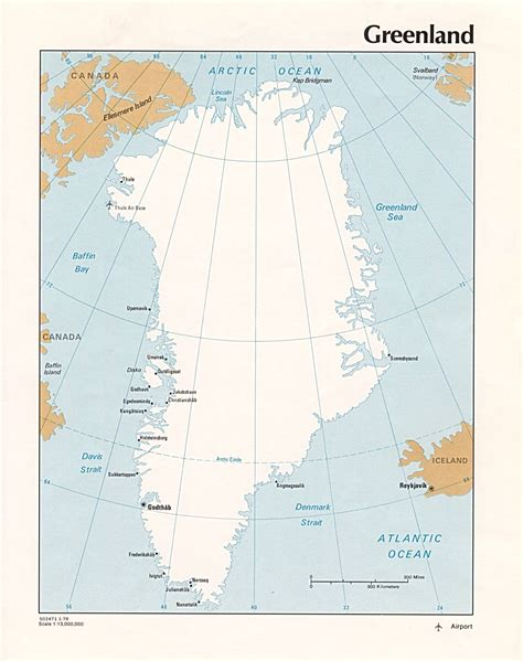 Polar Regions and Oceans Maps - Perry-Castañeda Map ...