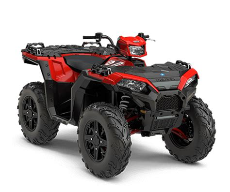 Polaris Off-Road Vehicles: Four Wheelers, SxS, ATVs & UTVs