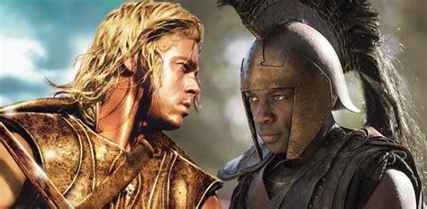 Polemica: en serie  Troya: fall of city  Aquiles es negro ...