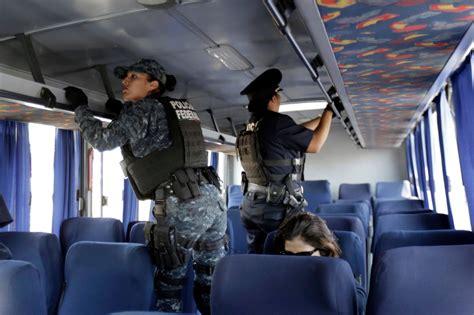 Policía Federal activa operativo de seguridad en México ...