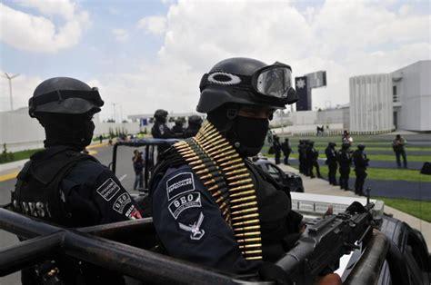 Policia Federal de Mexico     Megapost Imagenes   Taringa!