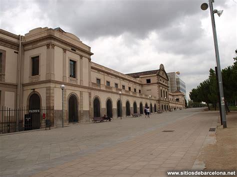 Polideportivo Estación del Norte – Sitios de Barcelona