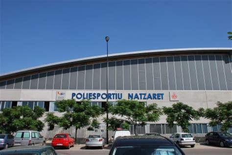 Poliesportiu Natzaret - Fundación Deportiva Municipal Valencia
