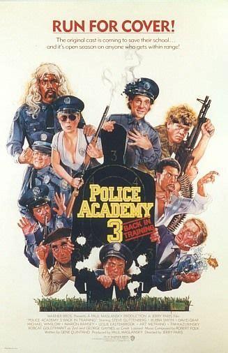 Poliisiopisto 3: Jatkokoulutuksessa – Wikipedia