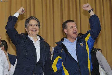 Políticos ecuatorianos se congratulan por salida de ...