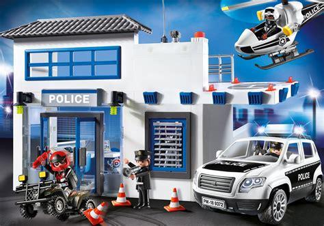 Polizeistation   9372   PLAYMOBIL® Deutschland