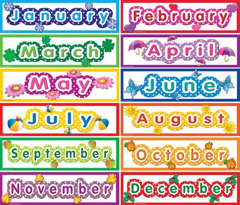 Polka Dot Monthly Headliners   TCR4481 | Teacher Created ...