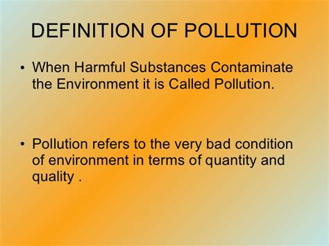 Pollution.Ppt
