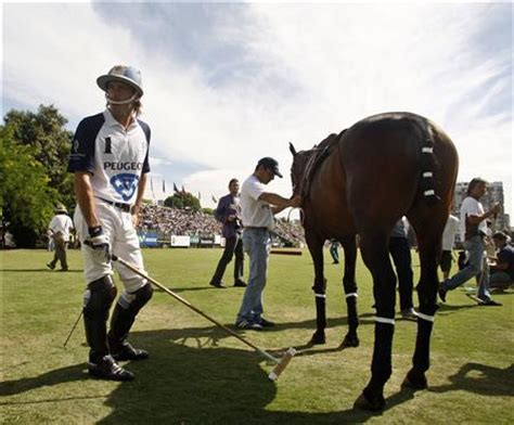 Polo is big business in Argentina despite slowdown | Reuters