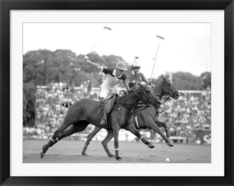 Polo Players, Argentina Art by Unknown at FramedArt.com