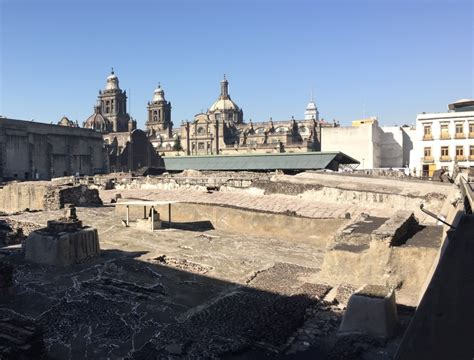 Pondering Life & Death in the Templo Mayor in Mexico City ...