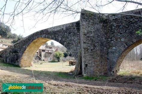 Pont de Sant Julià de Llor   Sant Julià del Llor i Bonmatí ...