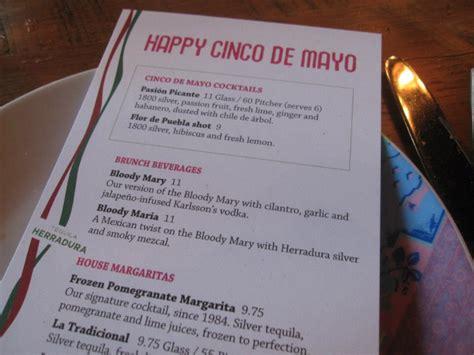 Pop.Bop.Shop.: Coming Soon: Cinco De Mayo At Rosa Mexicano